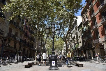 Najkrajšie barcelonské ulice